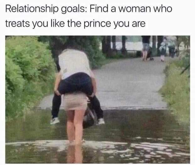 King not prince, bitch - meme