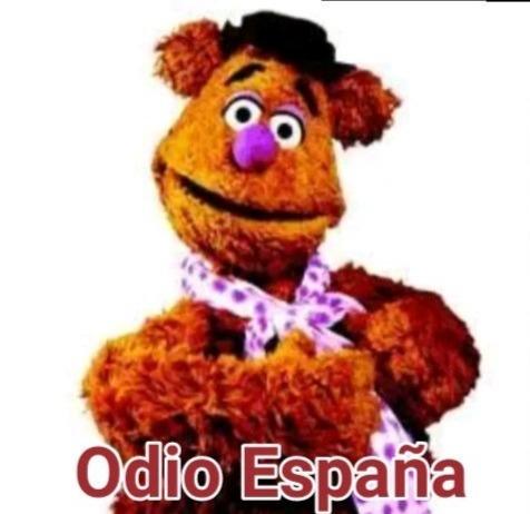 Odio España - meme