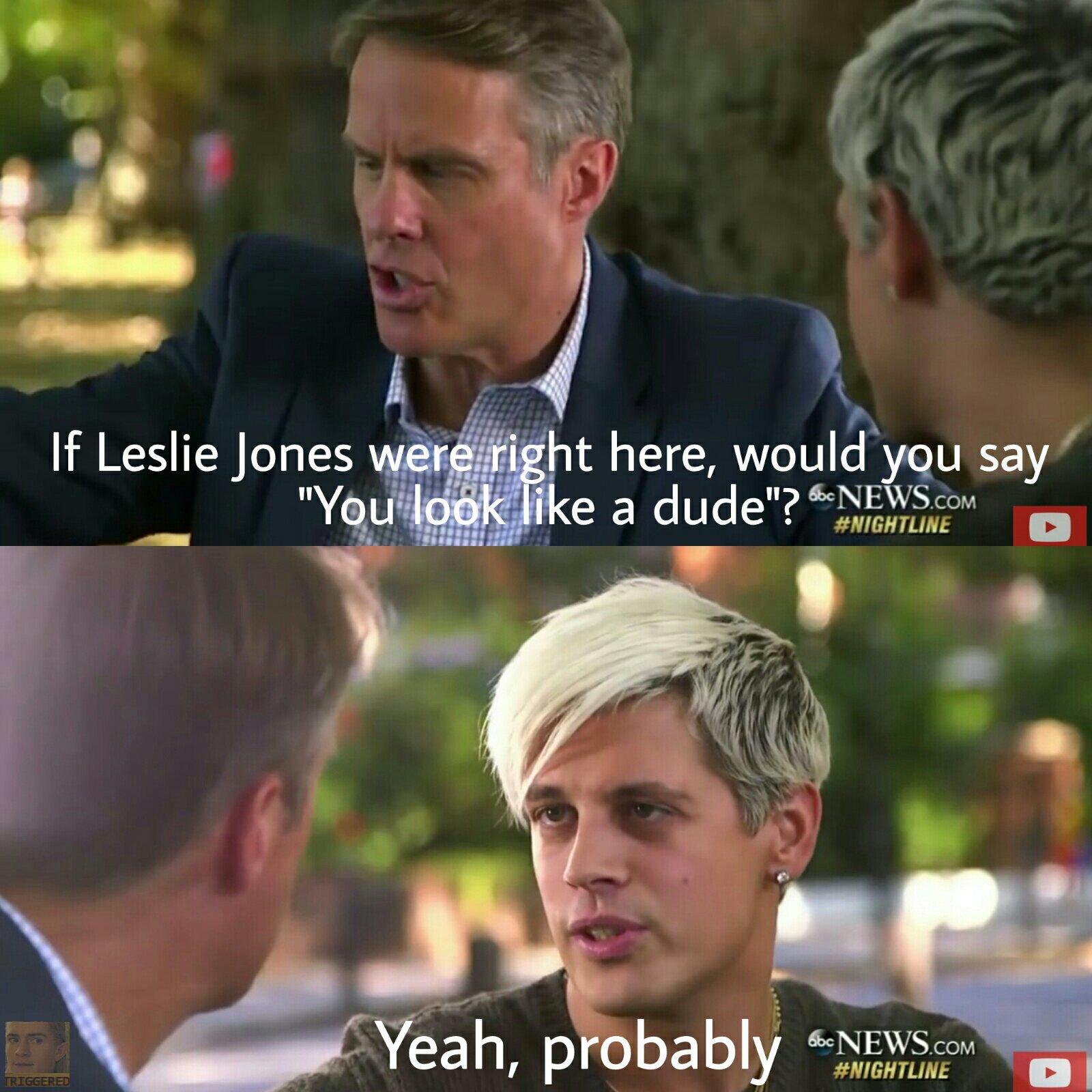 I'm a faggot for Milo - meme