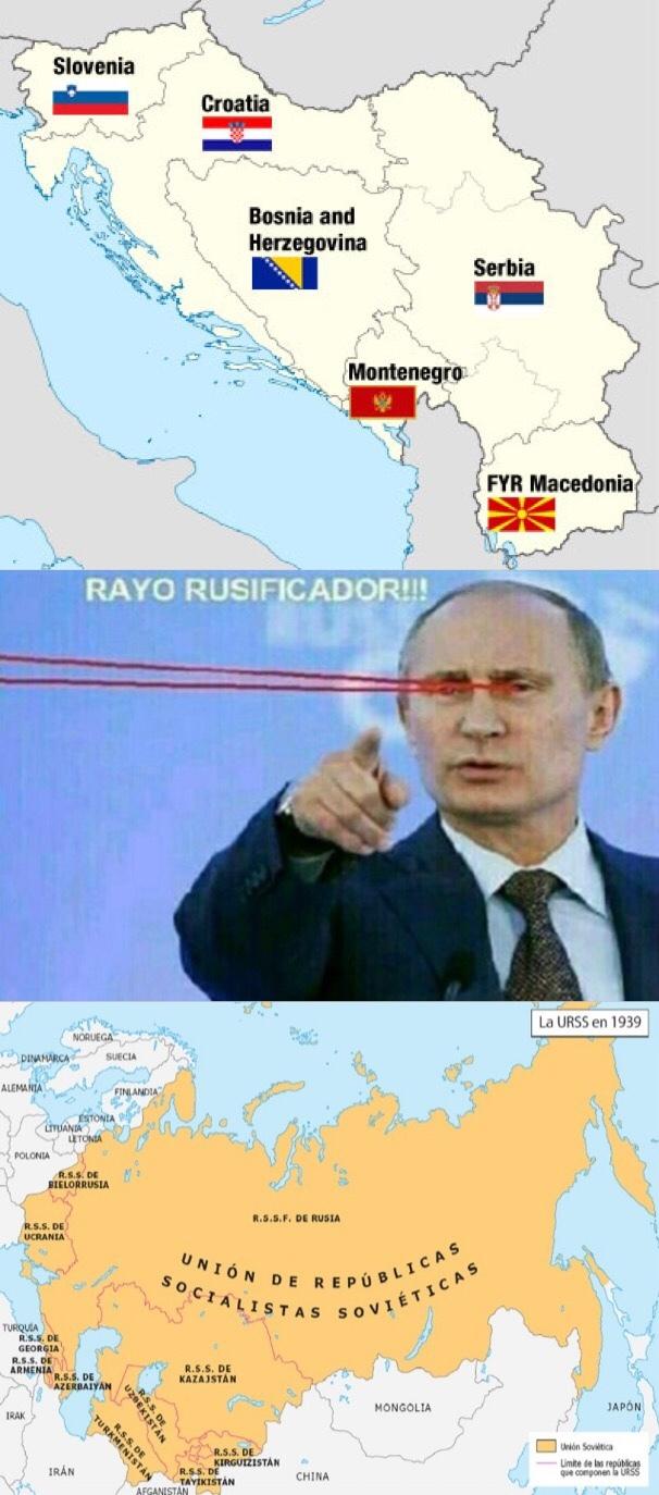 union sovietica - meme