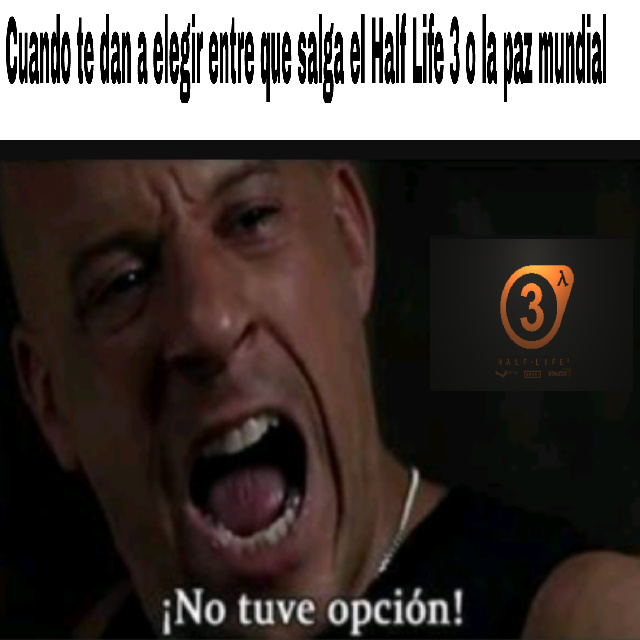Half Life - meme