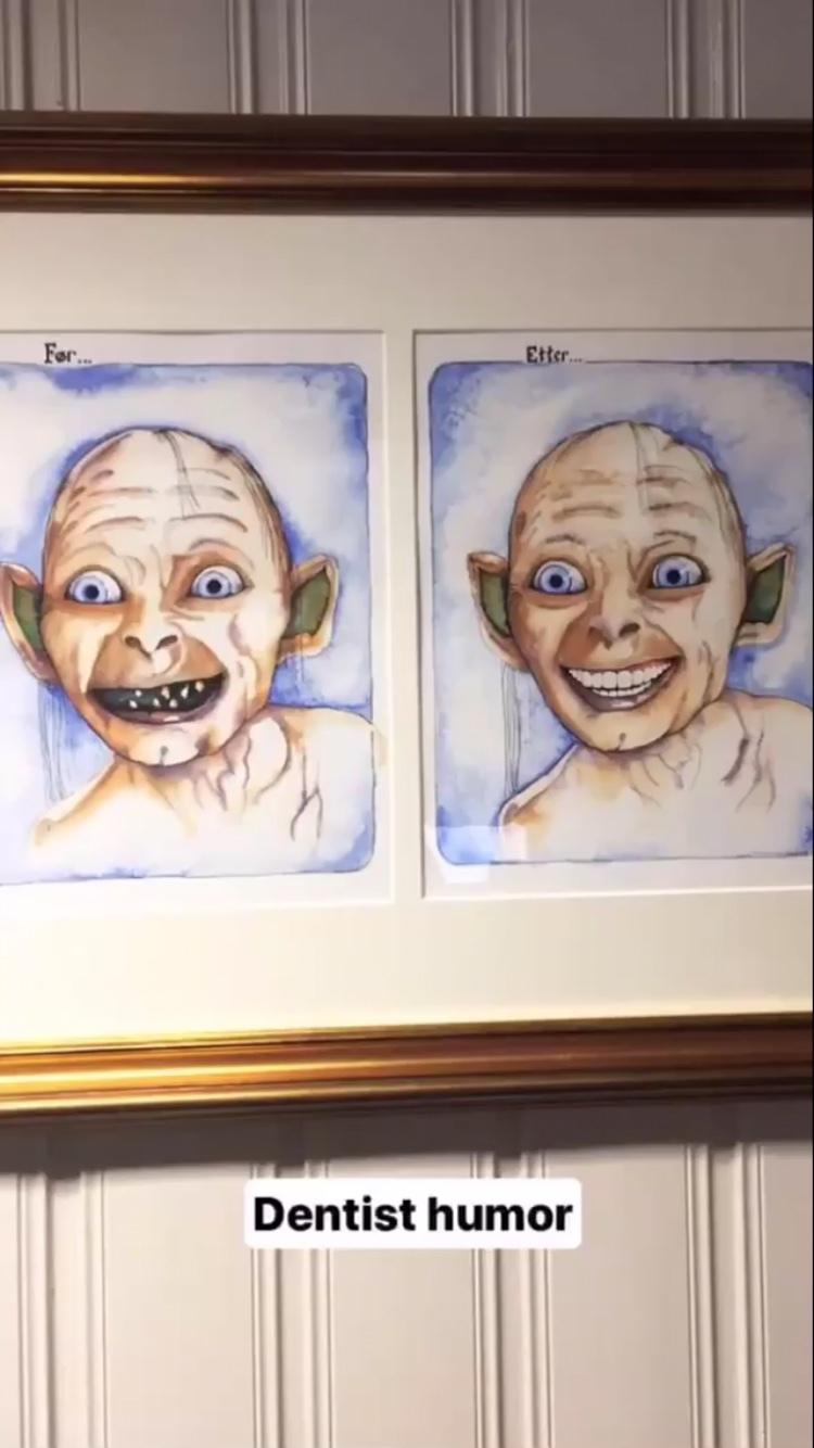 dentist humor - meme
