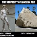 """MODERN """"ART"""""""