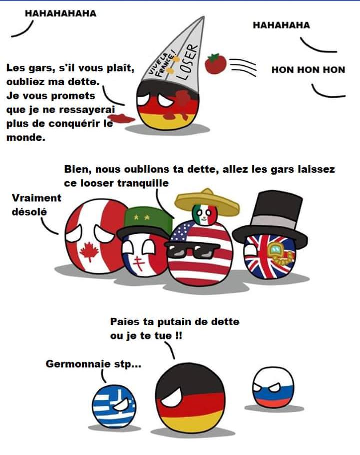 La reconnaissance Allemande ! - meme