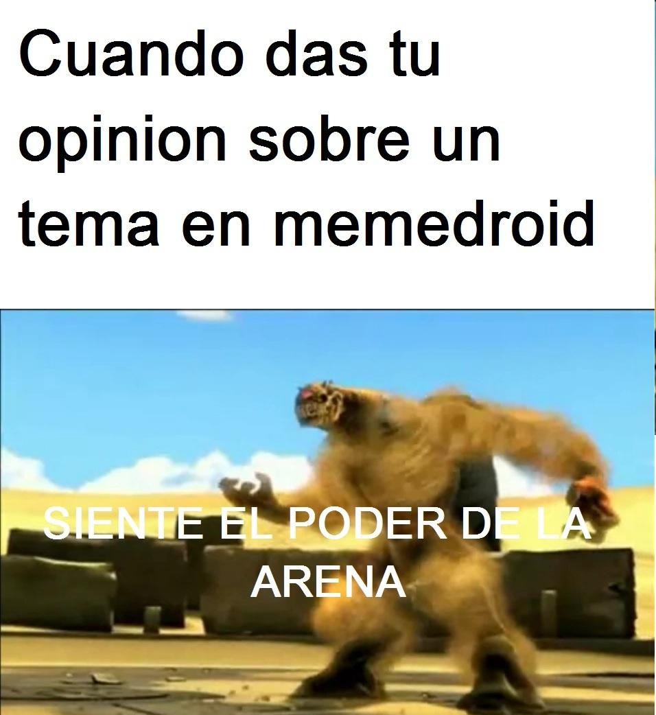 Hola amiguitos :) - meme