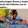 Mientras tanto en DOOM mas Doom de DOOM