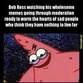 Thank you, Bob Ross. We all love you.