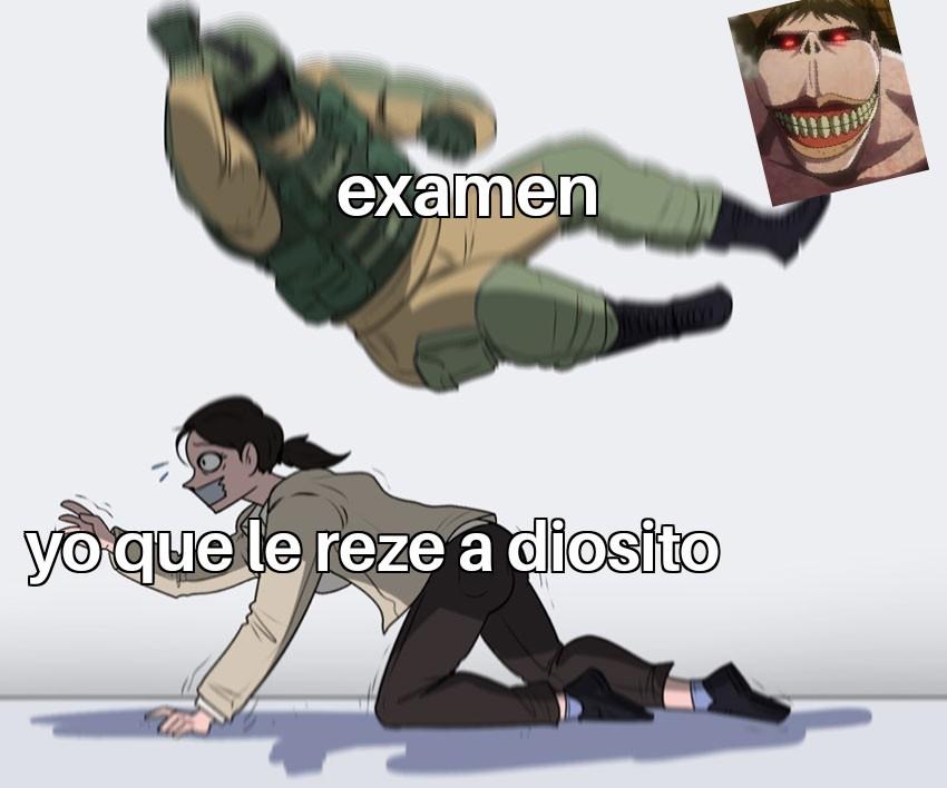 Pobre yo - meme