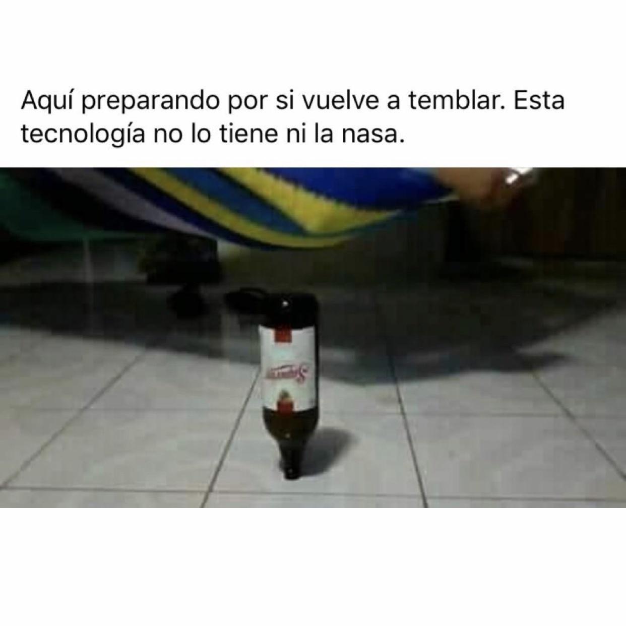 Alerta Sísmica Mexicana  - meme