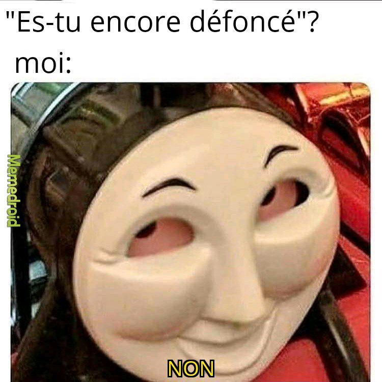 Thomas le train - meme