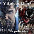 Quiero fotos del hombre araña!!!!!!!