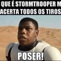 Finn Poser!