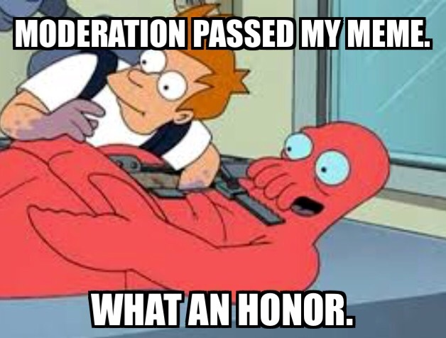 I kinda think this would make a great new template. Why not Zoidberg? - meme