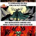 Samurai Thor