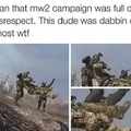 My favorite campaign on CoD