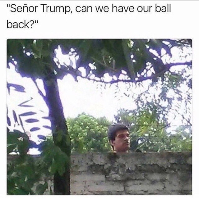 Make them pay for the ball too - meme
