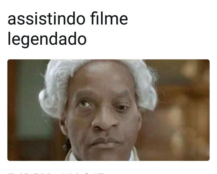 Filme - meme