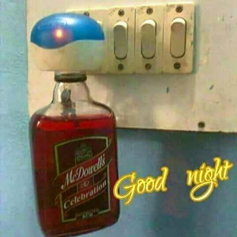 good night - meme