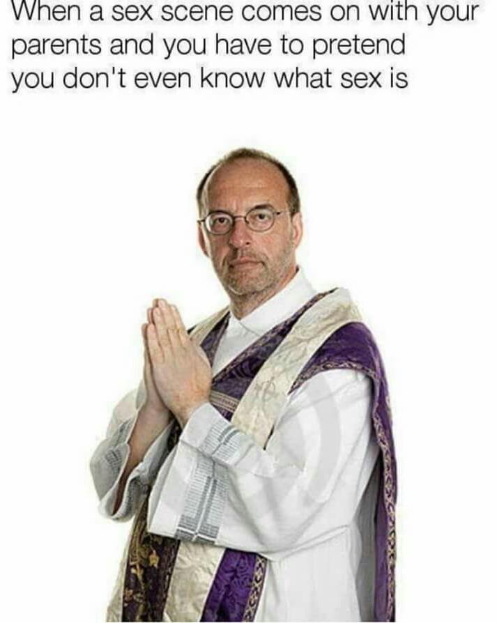 Holy af - meme