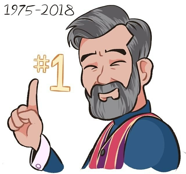 Stefán will be missed - meme