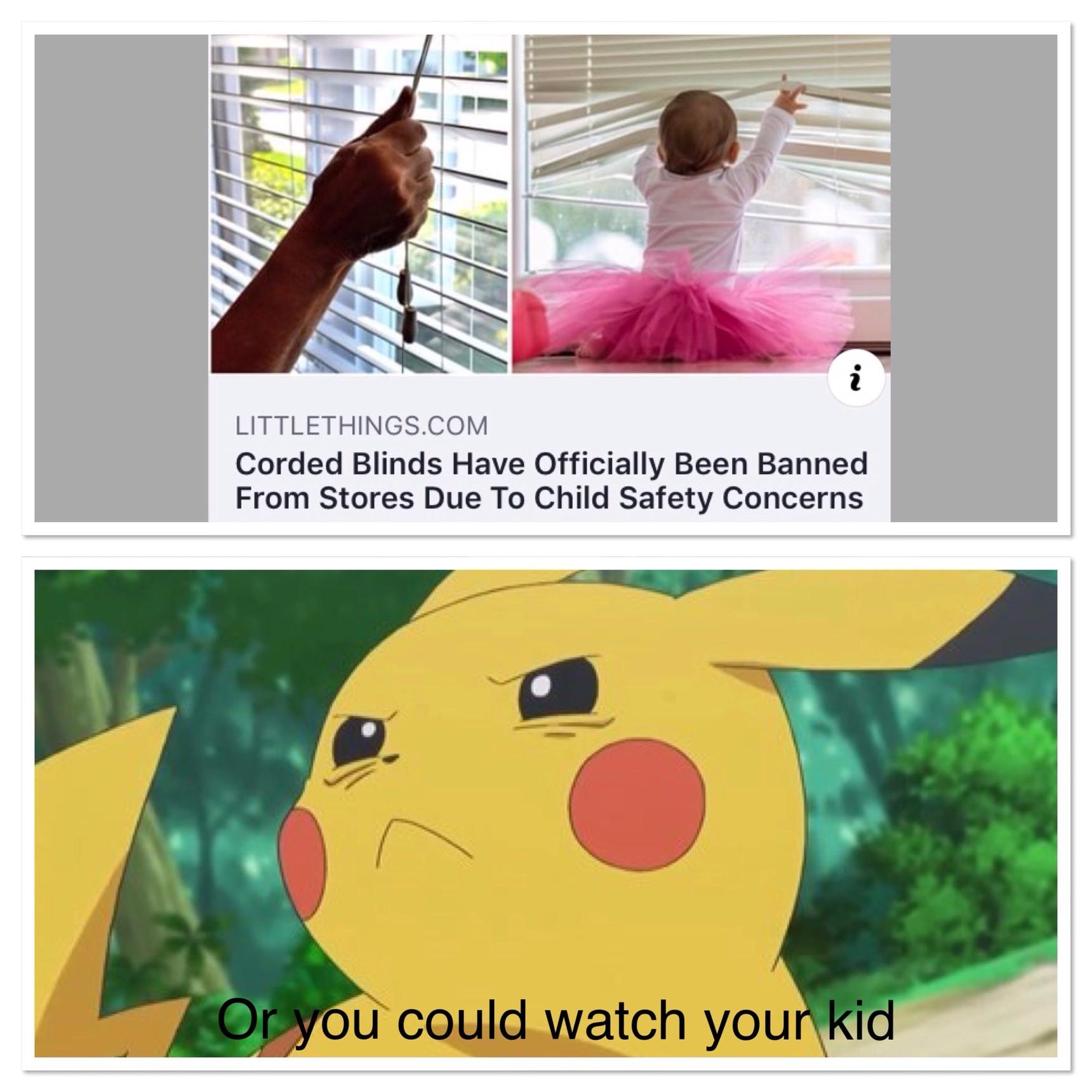 blind parents - meme