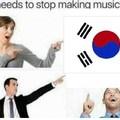 K-pop sucks dick