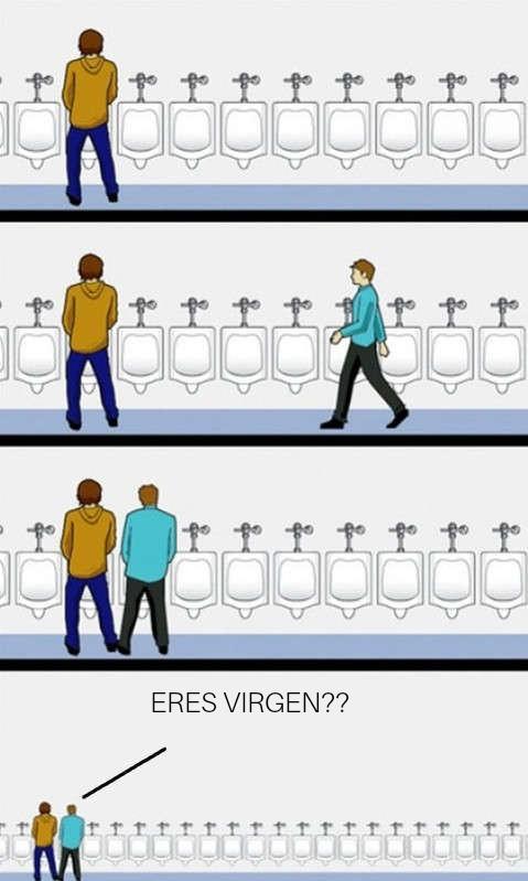 ERES VIRGEN? - meme