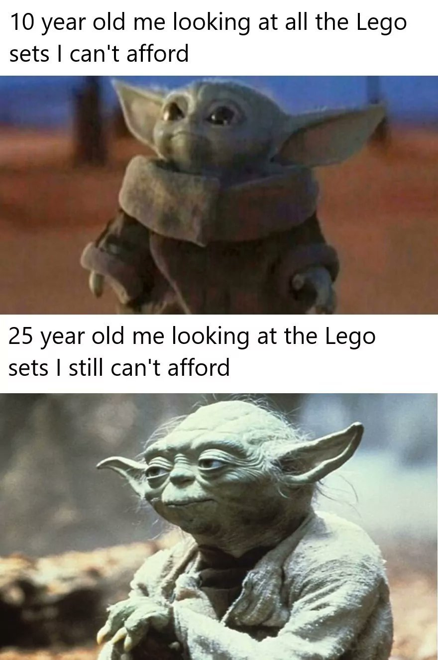 donate lego pls - meme