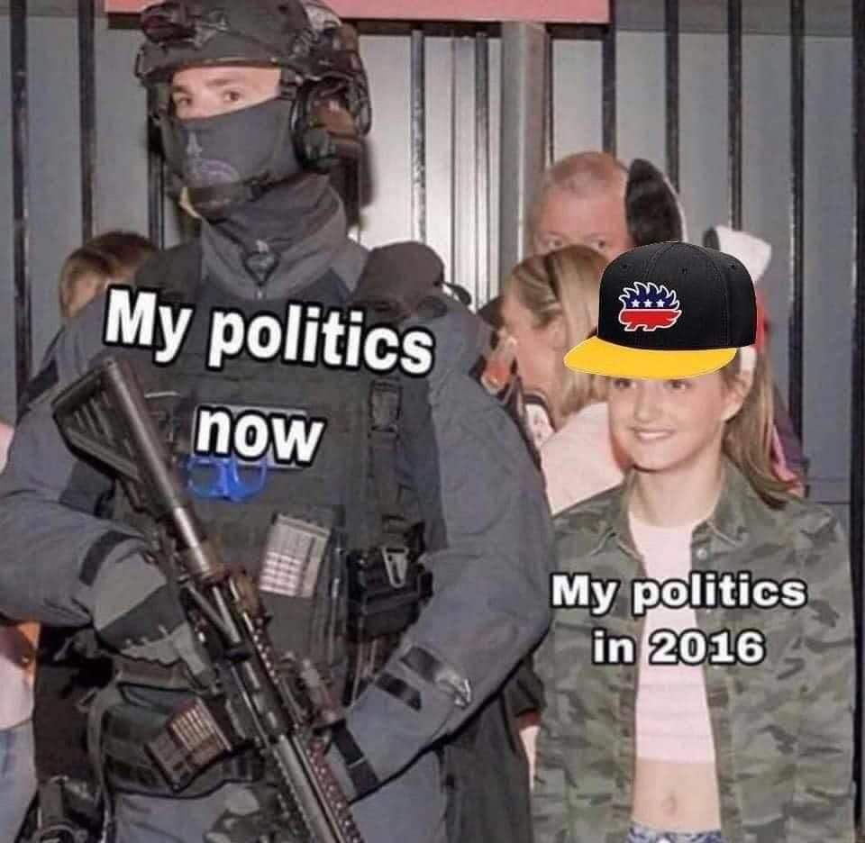 Boogaloo uwu - meme