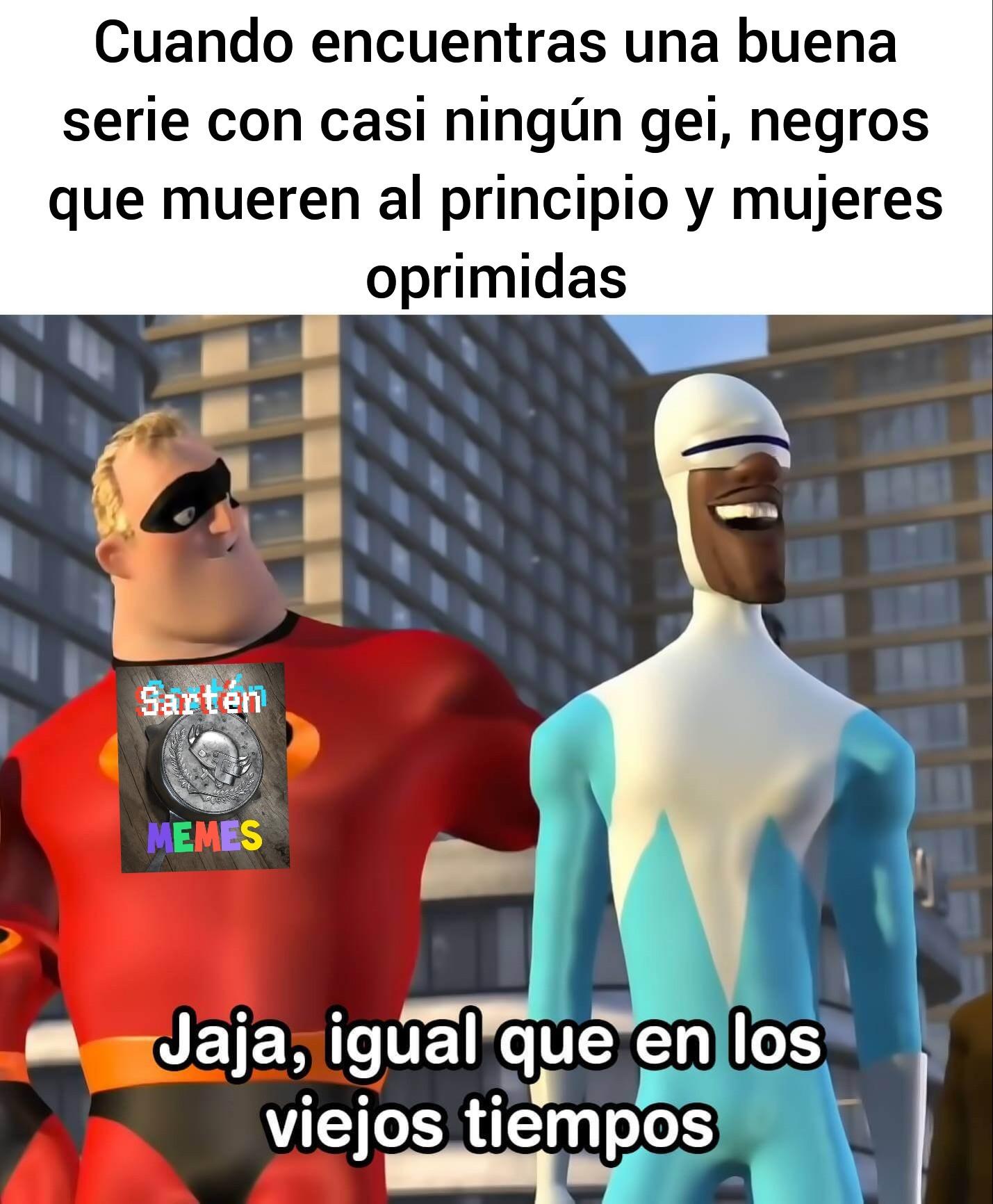 Buenarda la serie - meme
