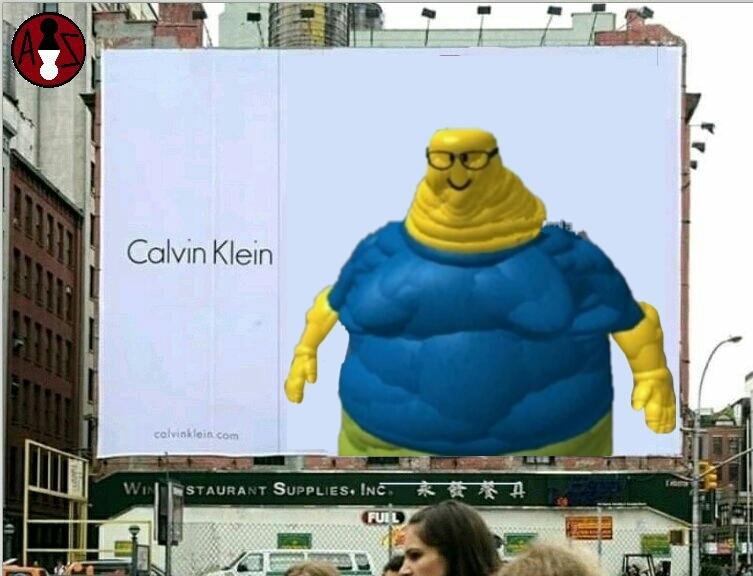Gordo termotanque - meme