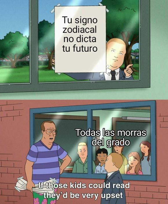 Signos Zodiacales - meme