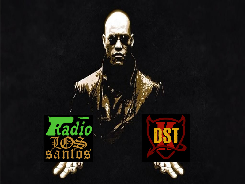 Son radios del GTA San Andreas Im sorry if is a bullshit - meme