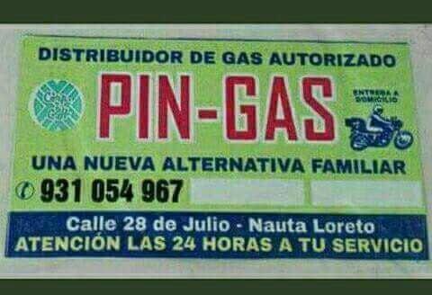 La compañía que le da gas a la casa de Gonza - meme