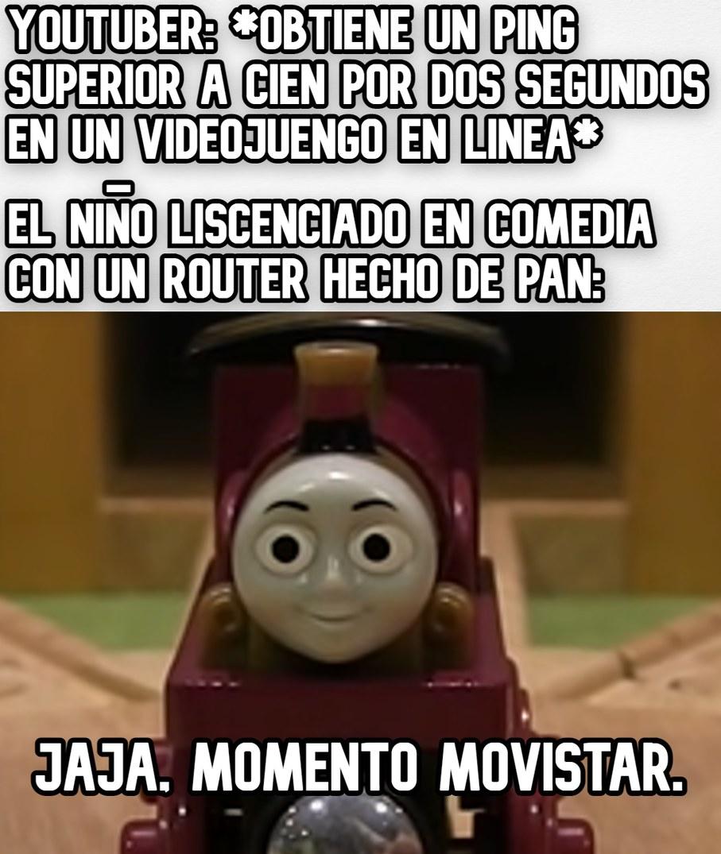 JAJA, MOMENTO MOVISTAR. - meme