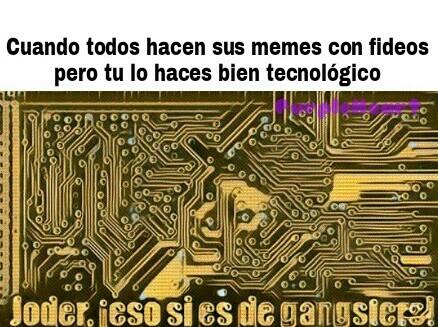 Hackie la plantilla - meme