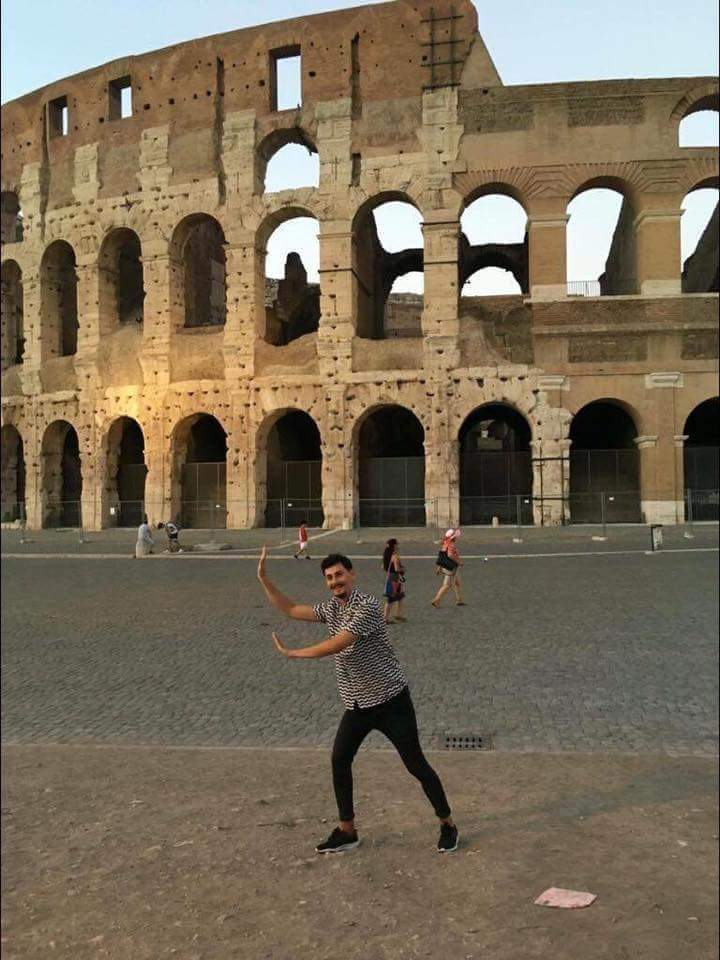 Have you ever been to Rome? - meme