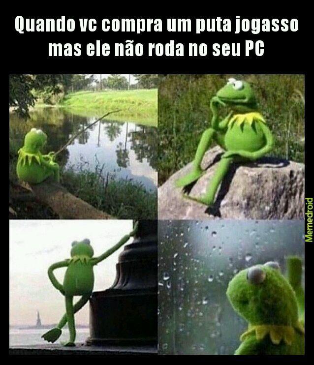 Triste (fallout 3 no meu caso) - meme