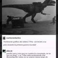 Por cual país luchaba el T-Rex