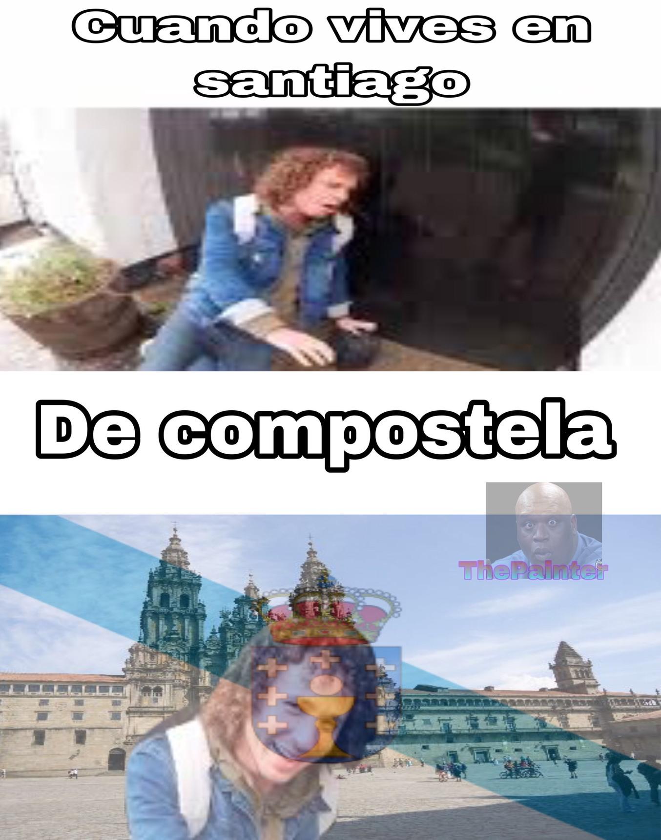 solo los que vieron la noticia de santiago de estero entenderán - meme