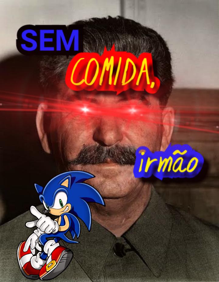 Primeiro shitpost '-' - meme