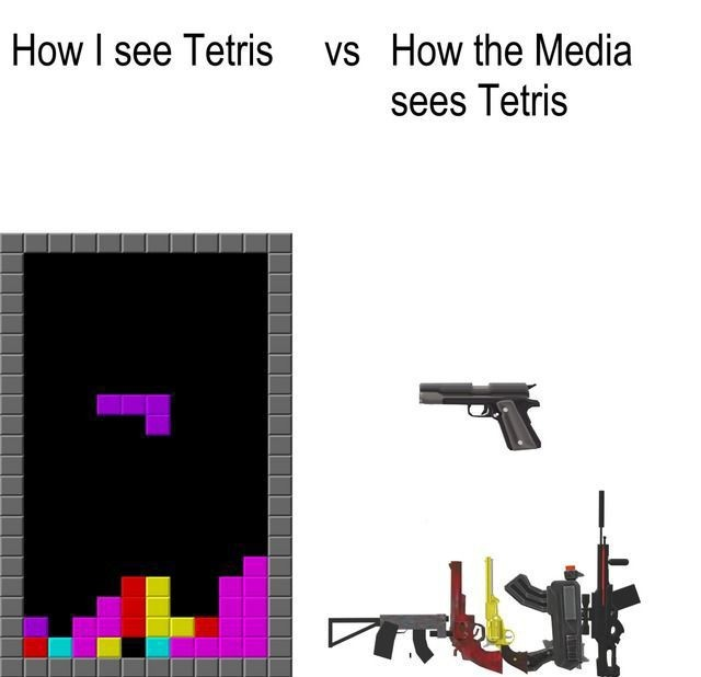 gun - meme