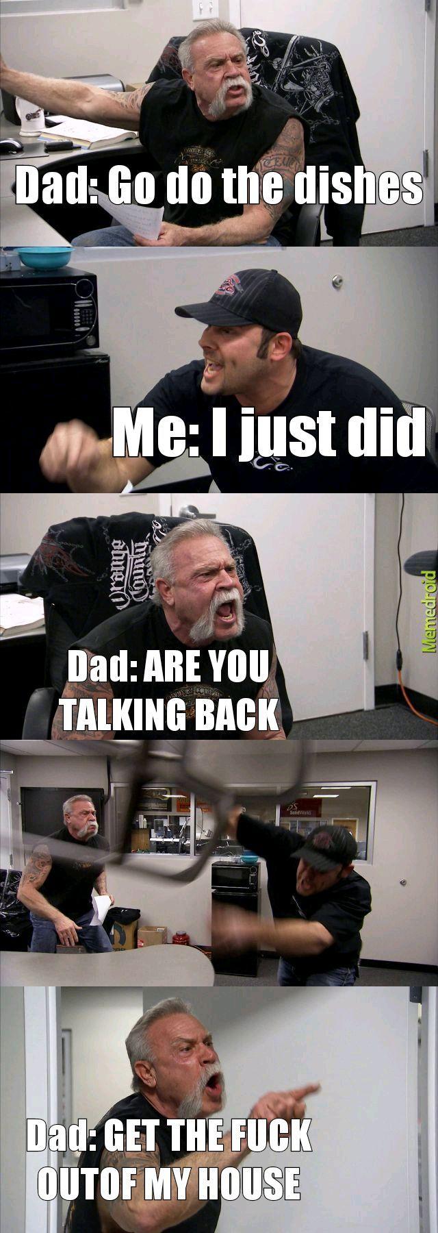 Argument - meme