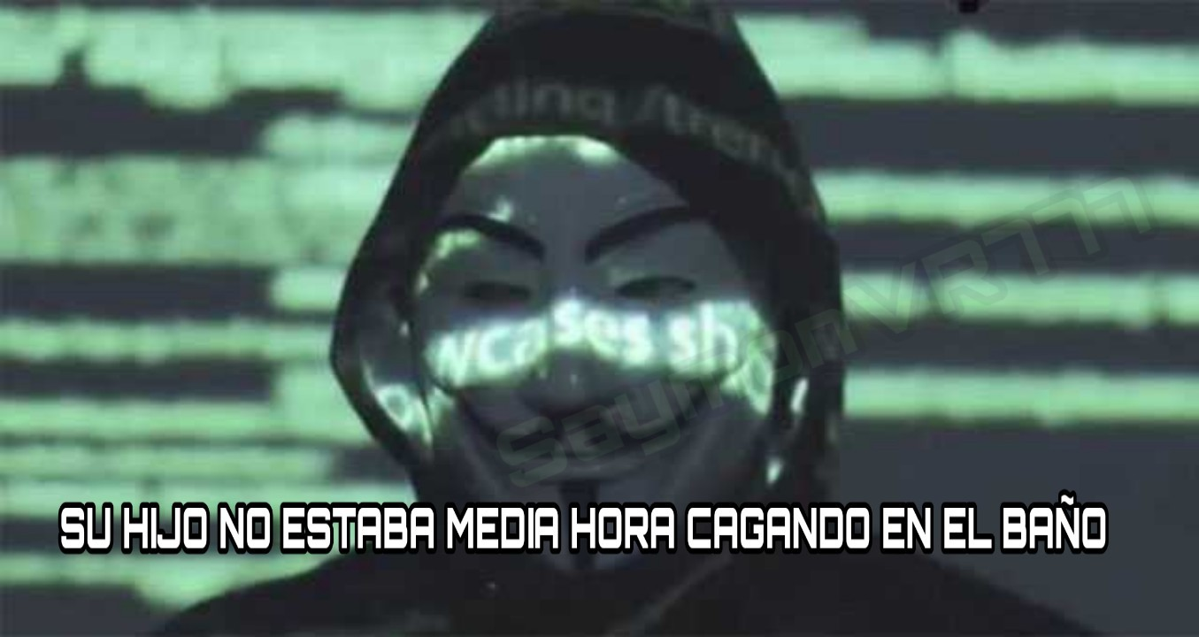Pinche hacker. - meme
