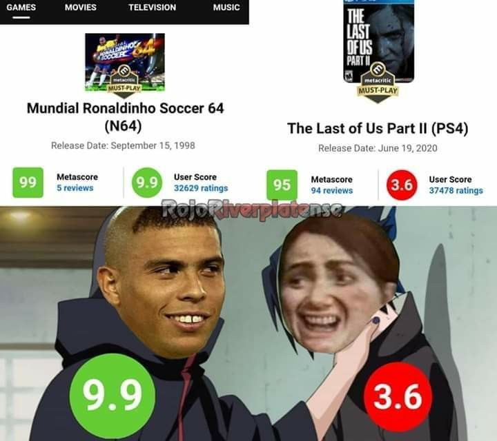 Fútbol peruano 97 - meme