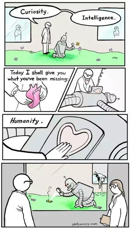 Humanity - meme