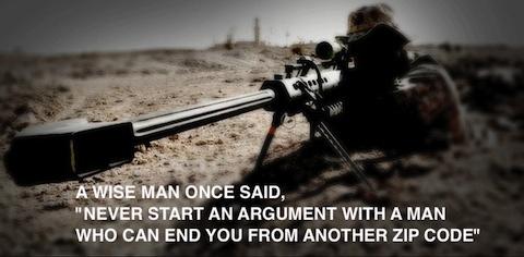 Snipers - meme
