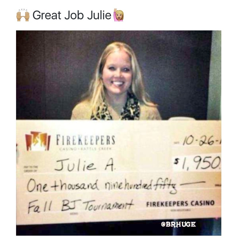 we need to recognize every day heroes like Julie more often - meme