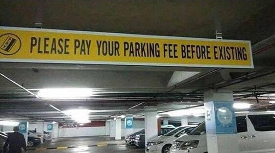 Pay up, jerkface - meme