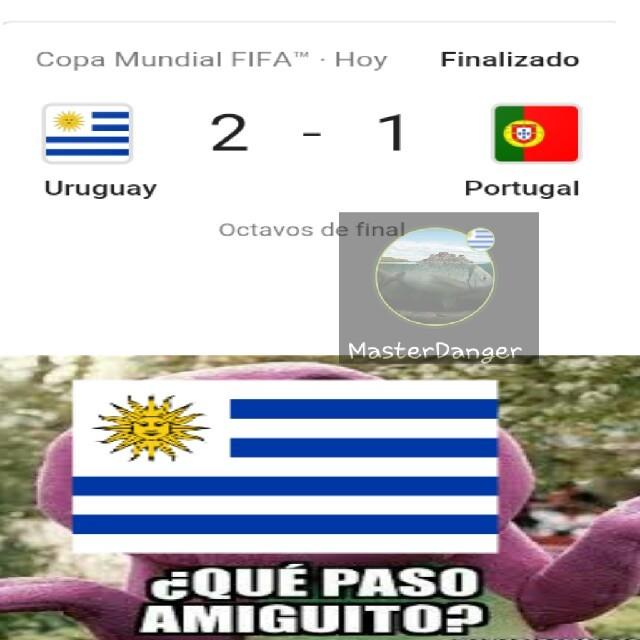 URUGUAY NOMAAA!!!! - meme